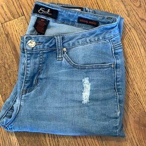 Earl Jean size 8P skinny Ankle